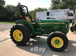 John Deere 5310 Tractor