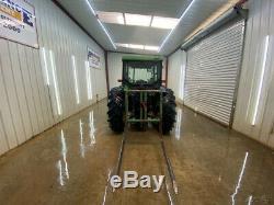 John Deere 5400 Cab Tractor With Ac/heat, 4x3 Shuttle, Snail