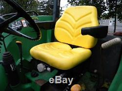 John Deere 5510 4X4 Loader Tractor
