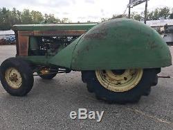 John Deere 620 Orchard Tractor RARE