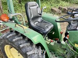 John Deere 750 Compact Tractor