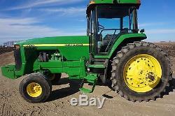 John Deere 8200 Tractor