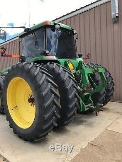 John Deere 8410 Tractor 4WD Tractors