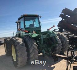 John Deere 8630 Tractor