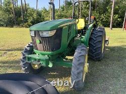 John Deere Grade Tractor 5055 shuttle shift, 12 gears in each direction
