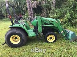John Deere Tractor 420- Good Old Working Machine