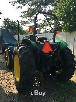 John Deere Tractor Diesel Model 5200 4 X 4