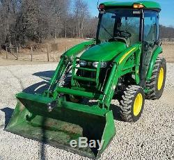 John deere 3520 tractor