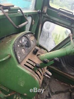 John deere 5020 tractor with Ansel factory cab