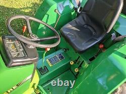 John deere 870 tractor