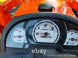 KUBOTA B2320 HST Tractor LA364 Loader 4WD 761 Hours 60 Mower Deck Mid PTO NICE