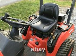 KUBOTA BX1800 COMPACT TRACTOR With 54 MOWER DECK. 4X4. DIESEL. HYDROSTATIC. NICE