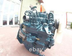 KUBOTA / D600 ENGINE / 3 Cylinders 600cc 16HP