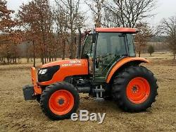 KUBOTA M9540 4x4 Tractor. FREE DELIVERY