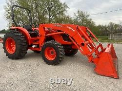 KUBOTA MX4700 4x4 ONLY 247 HOURS! NATIONWIDE SHIPPING AVAILABLE