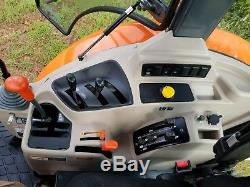 KUBOTA m8560 4x4 loader tractor, FREE DELIVERY