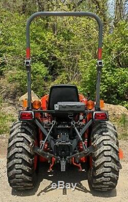 Kubota B2650 with LA534 Loader Only 336 Hours- 60 Mower Deck! Athens, Ohio