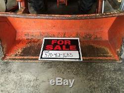 Kubota B7610 Compact Tractor Diesel Loader Mower Deck