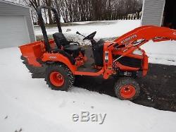 Kubota BX 2360 Loader Tractor sale or trade