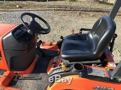 Kubota BX2230D 4x4 Hydro Compact Tractor with Belly Mower Diesel
