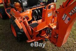 Kubota BX25D BX25 Tractor Backhoe Loader NJ NY PA