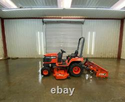 Kubota Bx2200 Orops Hst Sub-compact Utility Tractor