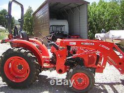 Kubota Diesel tractor L-2501