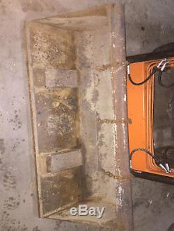 Kubota L2250 4wd Loader Tractor 652 Hours Gently Used