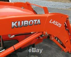 Kubota L2501 Tractor With La525 Loader And Extras