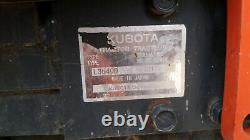 Kubota L3540 Compact Cab Loader Tractor