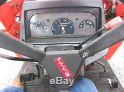 Kubota L3710, 4x4 & Loader -Delivery @ $1.85 per loaded mile