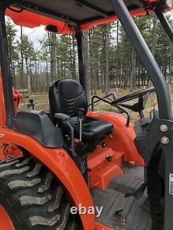 Kubota L39 4X4 4WD Tractor Loader Backhoe Package