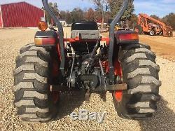 Kubota L4600 Farm Tractor. 4x4. HST Trans. 1300 Hours. Super Nice