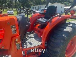 Kubota L5030 Tractor Loader Grand L Hst