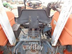 Kubota M4050 Tractor, 2WD, Westendorf Loader, 1 Remote, 3,298 Hours