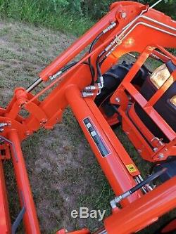 Kubota M6060 4x4 Loader Tractor. FREE DELIVERY