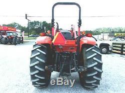 Kubota M7040 Tractor 754 hrs. Loader-Delivery @ $1.85 per loaded mile