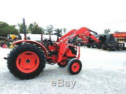 Kubota M7040 Tractor 754 hrs. Loader (FREE 1000 MILE DELIVERY FROM KENTUCKY)