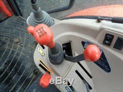 Kubota M9540 Tractor, Cab/Heat/Air, 4WD, LA1353 FL SSL QA, 12 Speed, 1,354 Hrs