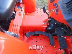L3800D Kubota 4wd Tractor/Loader/New Trailer/New Bush hog/ New Boxblade/Tiedowns