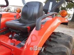 L3901D Kubota 4wd Tractor/Loader/New Trailer/New Bushhog/ Used Boxblade/Tiedowns