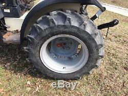 Lamborghini Runner 350 35 HP 4 Wheel Drive Diesel Tractor With Front End Loader