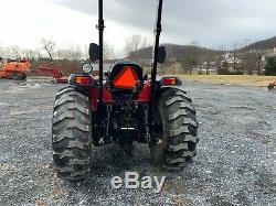 Mahindra 3540 Tractor Loader 4x4