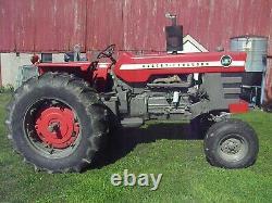 Massey Ferguson 1100 tractor