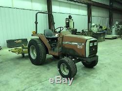 Massey Ferguson 1250 Tractor 151 Hrs