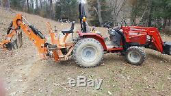 Massey Ferguson 1528 tractor 4x4