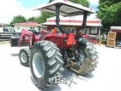 Massey Ferguson 1547 & Loader 47 HP-FREE 1000 MILE DELIVERY FROM KY