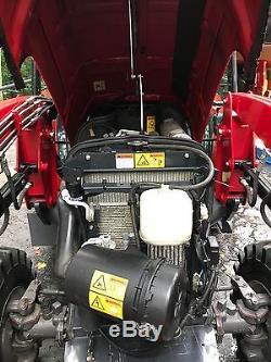 Massey Ferguson 1660 Tractor 4x4