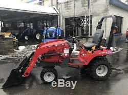 Massey Ferguson GC1715 Tractor