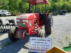 McCormick C100 Tractor 2wd 2407 Hours